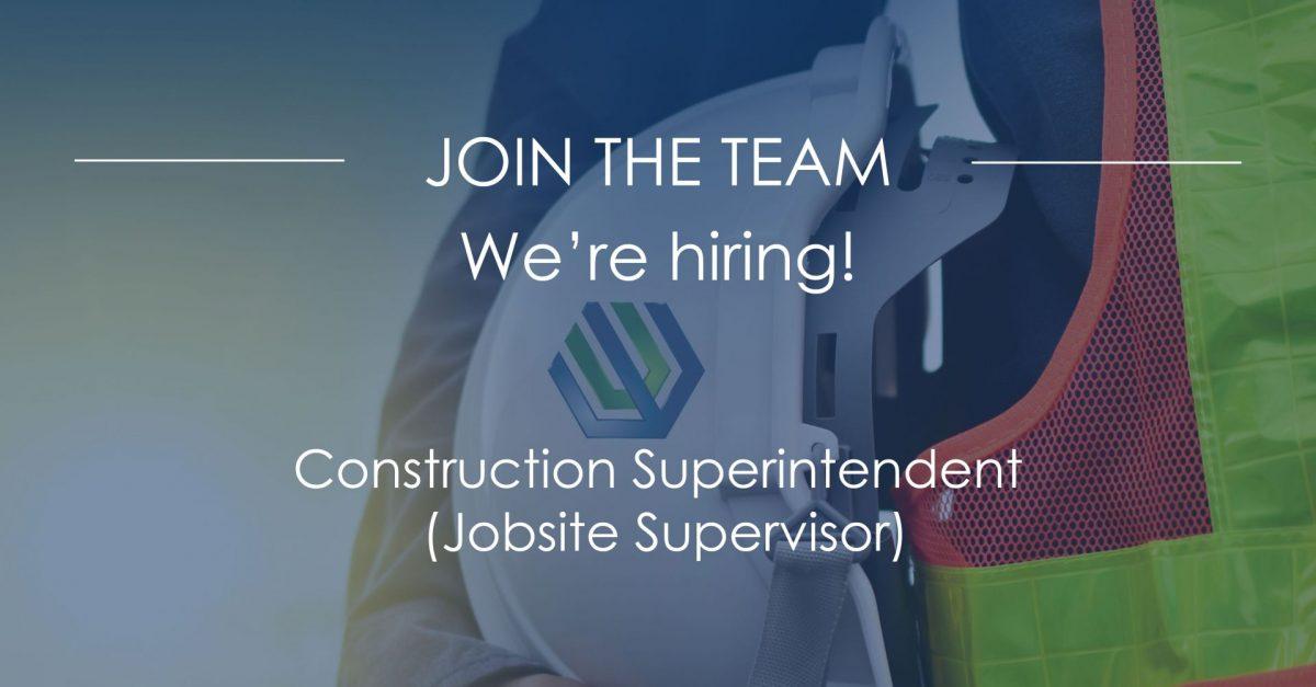 LinkedIn_Jobsite Supervisor